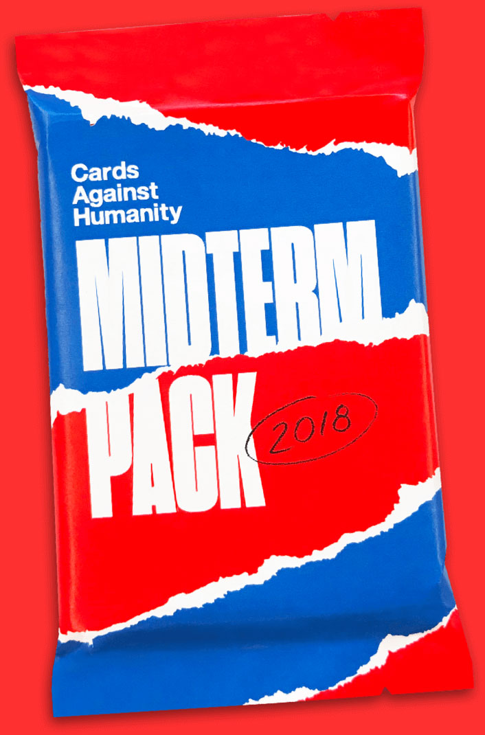 Cards Against Humanity Midterm Pack